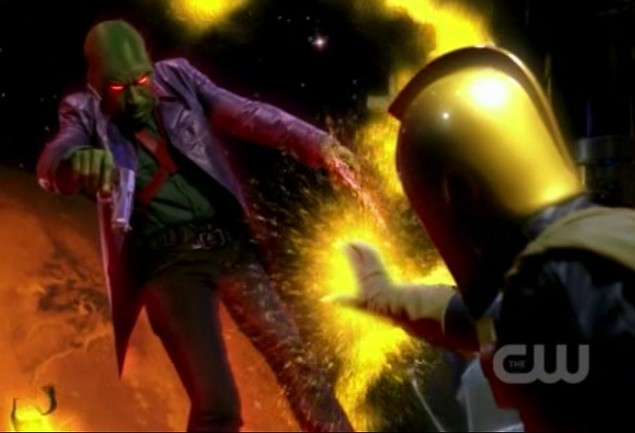 smallville random awesome and wtf � s9e11 absolute