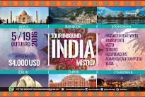 Tour Yoga Inbound - Índia Mística 2016!