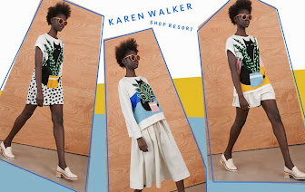 KAREN WALKER RESORT