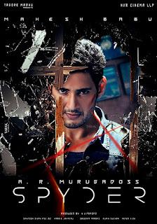 Spyder (2018) [Hindi – Telugu] Dual Audio UnCut HDRip | 720p | 480p
