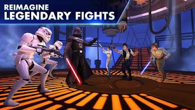 Star Wars Galaxy of Heroes APK MOD v0.2.113720