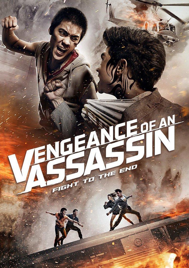 Vingança de Um Assassino – Dublado (2014)