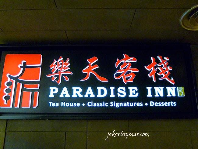 Restaurante Paradise Inn en Yakarta