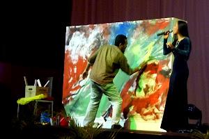 ACTION PAINTING. MCAT KLCC 2012 : klik gambar untuk lihat video
