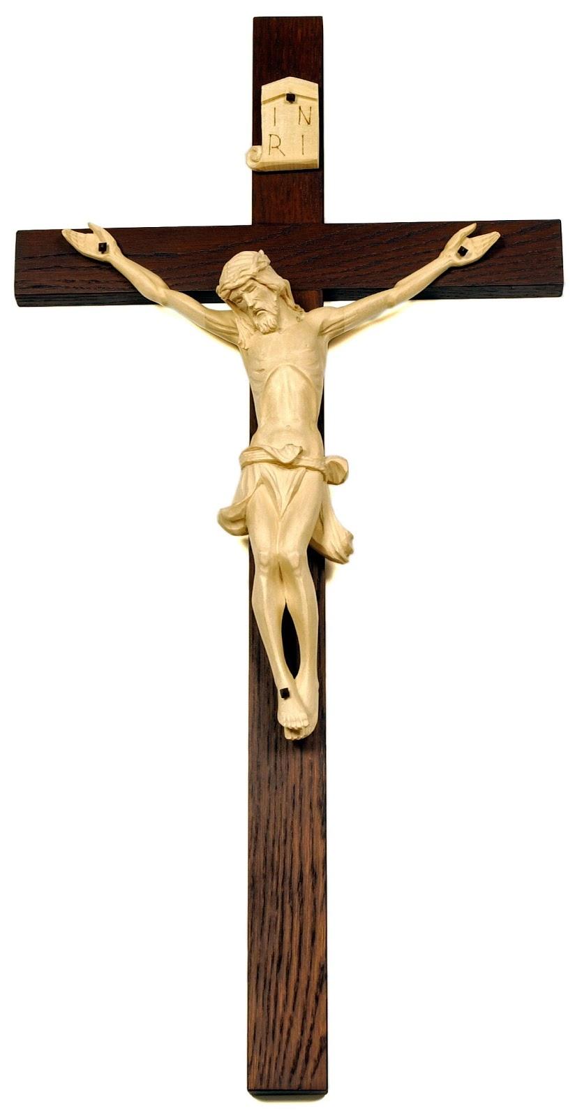 Crucifix in Church?