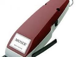 ماكينة حلاقة وقص الشعر الكهربائية موزر للاتصال 01006116307 moser الالمانية