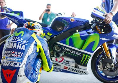 Rossi Pastikan Nama Marquez Masuk dalam List Musuh Seumur Hidup