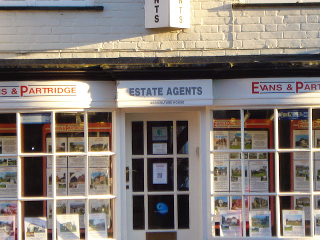 Evans & Partridge, Estate Agents