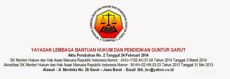 Yayasan LBH Pendidikan Garut