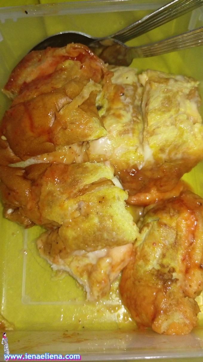 Roti John Cheese