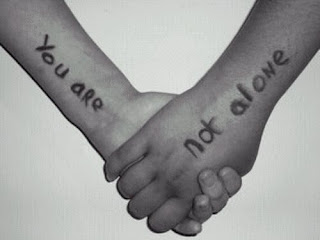 To Make You feel you a are not alone