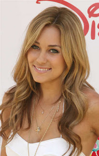 Lauren Conrad Hairstyle Pictures - Female Celebrity Hairstyle Ideas