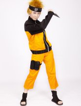 Uzumaki Naruto Shippuden cosplay costume Hokage