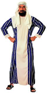 Arab Sheik Fashion trend
