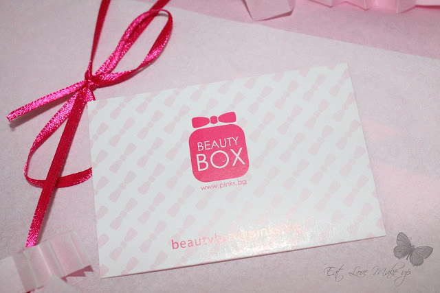 Pinks Beauty Box