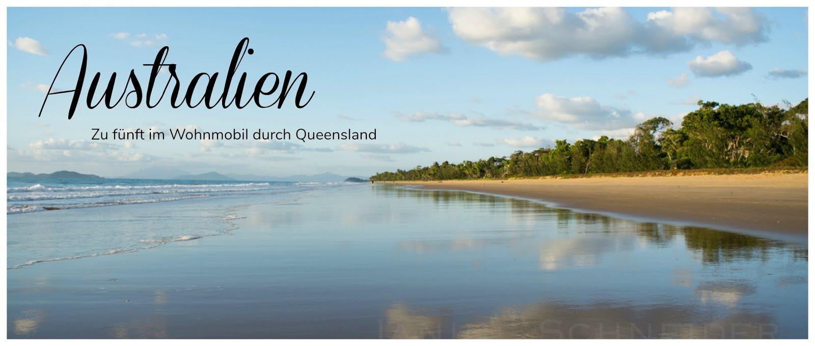 Unsere Australienreise