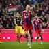 Bayern de Munique vence de virada e afunda o Borussia Dortmund
