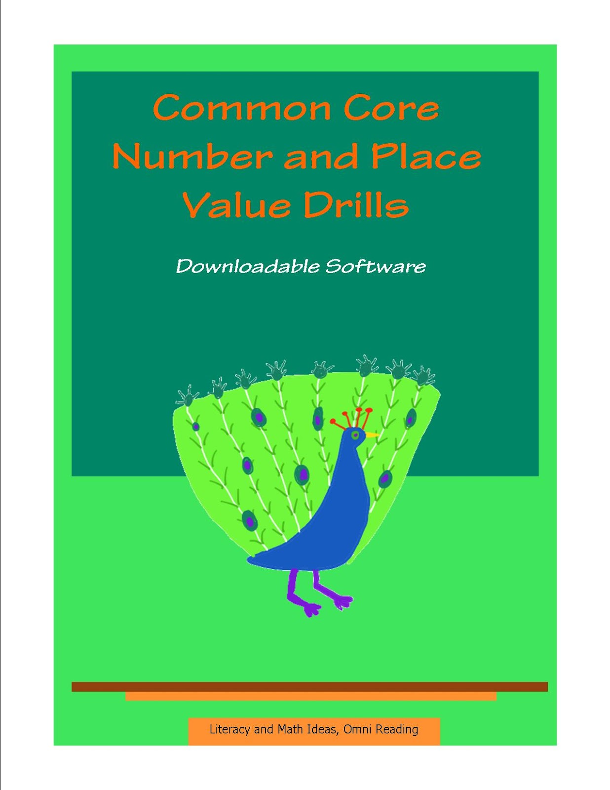 Literacy & Math Ideas: Downloadable Common Core Place Value Game ...