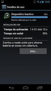 Bug perdida de cobertura en los Galaxy Nexus con Android 4.0.4