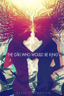 Girl Who Would Be King cover