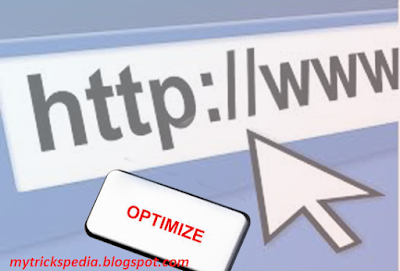 Optimize Webpage URL structure