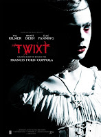 Twixt, Francis Ford Coppola, Val Kilmer, Elle Fanning, Hall Baltimore, Tetro, affiche, top 2012, poster, teaser