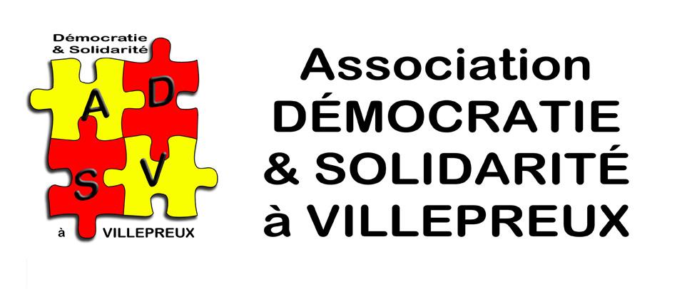 Démocratie et Solidarité à Villepreux