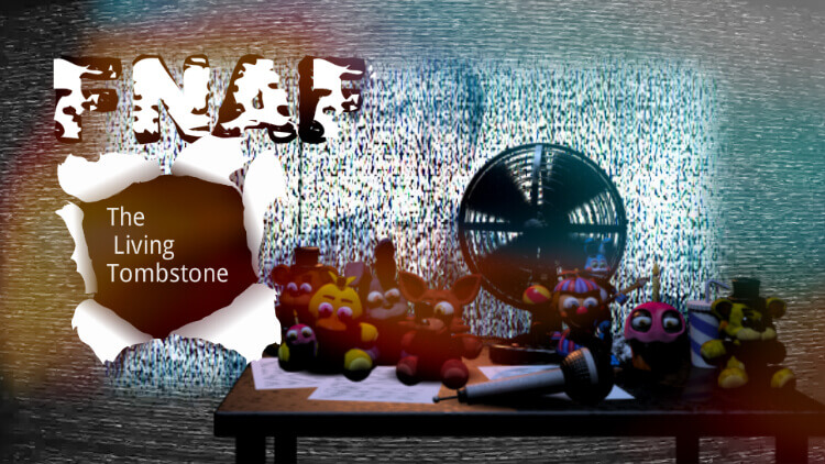 "FNAF Song - ""It's Been So Long"""