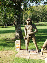 Mon blog sculpture