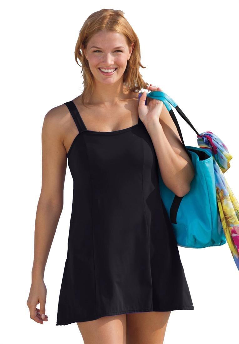 Plus Size Swim Dresses 80