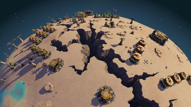 Planetary Annihilation Free Download PC Games
