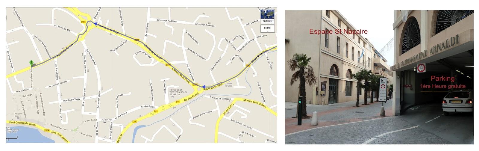 Rue joseph courrau sanary location avec cuisine quip e for Axa immobilier location