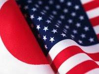 Japan-USA Flag