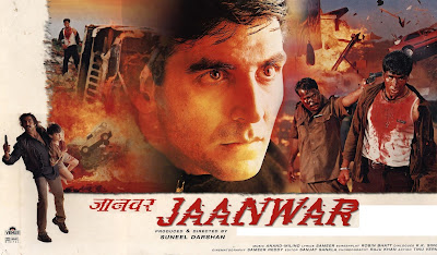 Jaanwar Watch full hindi movie in Full HD