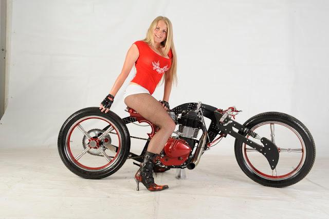 OSTRACIZE | CUSTOM MOTORCYCLE BY   TOP NOTCH COMPANY