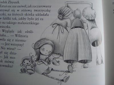 tekla i płaczący braciszek, książka na temat narodzin młodszego rodzeńśtwa, skrzat, recenzja