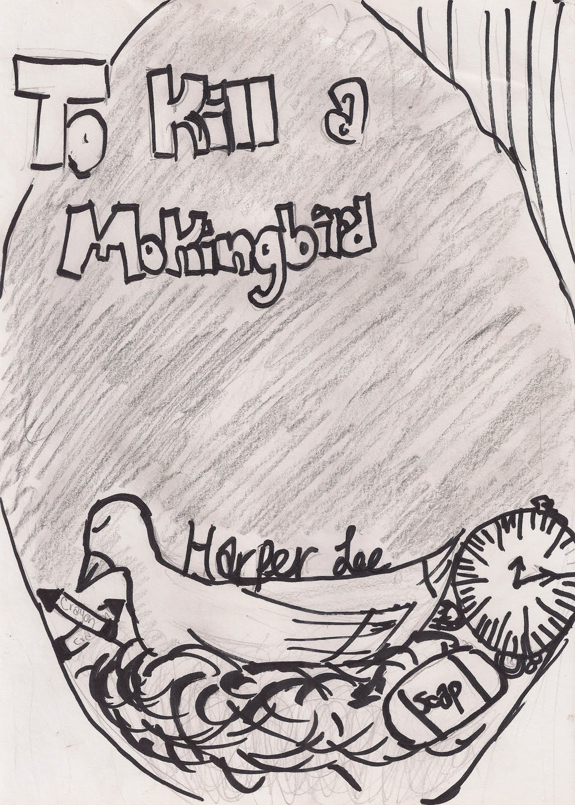 to kill a mockingbird 2 10/2 books needed everyday starting monday the 2nd read to kill a mockingbird (tkm) ch 1-3 and complete dj entries by monday the 9th this is an ongoing assignment there will be a quiz wednesday the 11th on these chapters 10/2-6 essay prep 10/2 brainstorm (orange handout) 10/3 outline 10/4 rough draft.