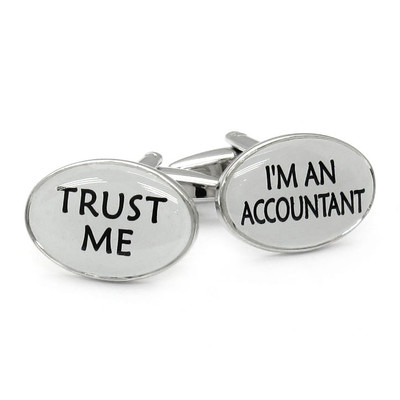 Accountant Cufflinks2