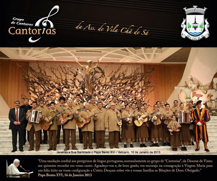 Cantorias