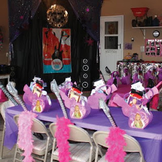 Hannah Montana Party Decorations