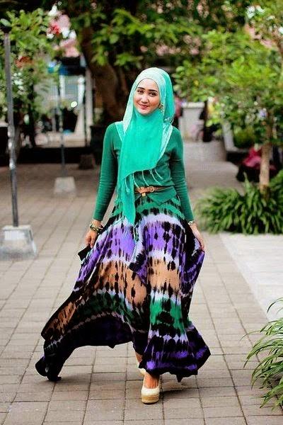 Magnifique hijab chic