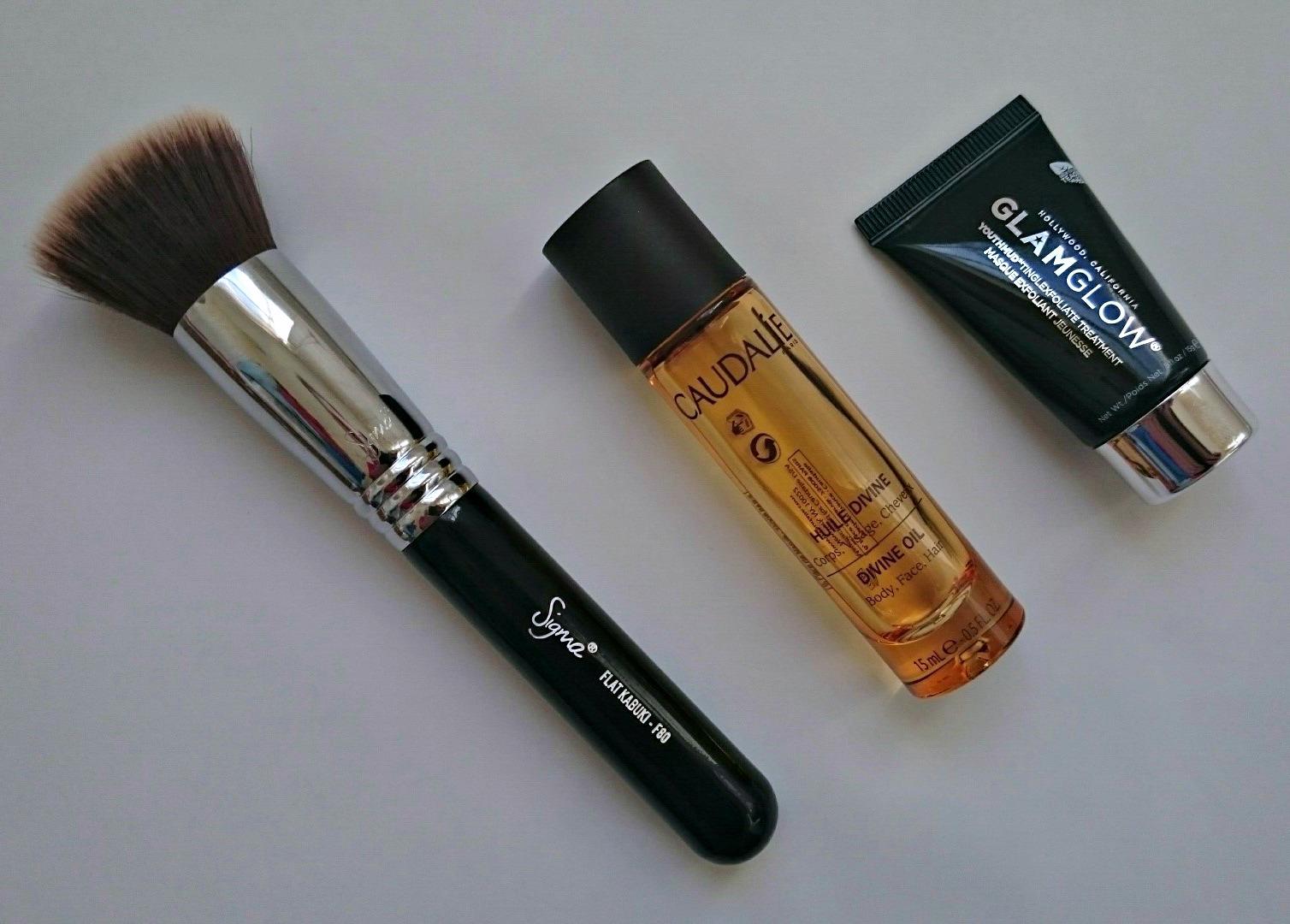 Sigma flat kabuki brush F80