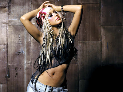Christina Aguilera Hot Photos