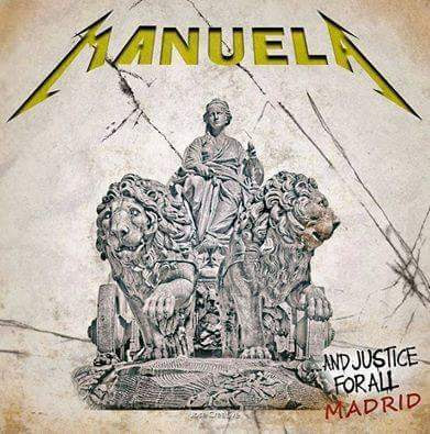 Manuela, and Justice for All Madrid