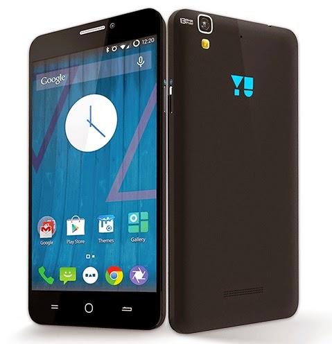 Yureka YU Phone