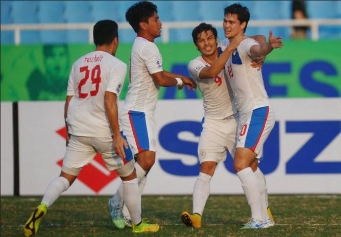 Filipina Imbang Atas Thailand 0-0