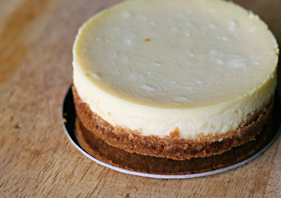 Queso de Bola Cheesecake Indulgence by Irene