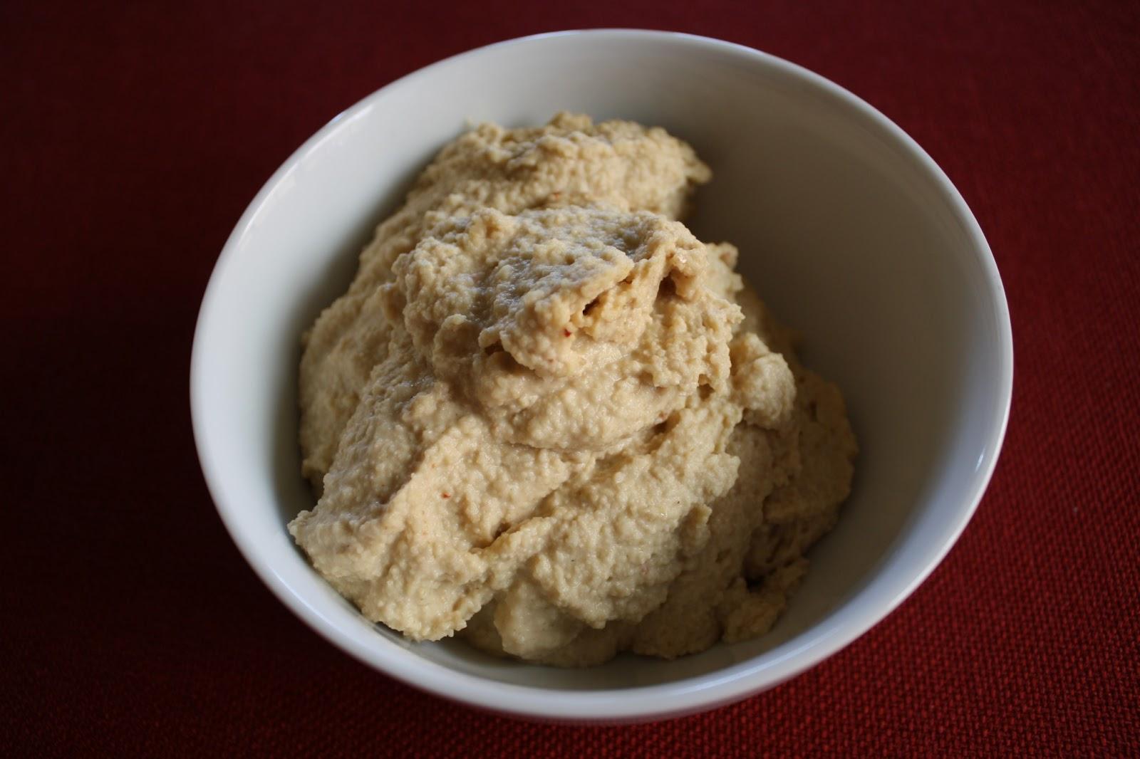 Lactose-Free Girl: Boiled Peanut Hummus