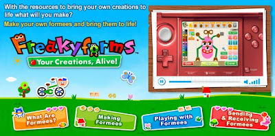 Freakyforms 3DS
