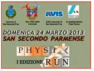 CLASSIFICA Physi-C Run 2015